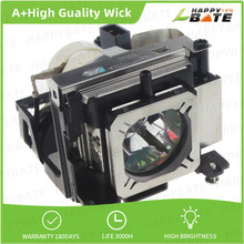 цена на High Brightnes Projector Lamp 610-349-0847 for PLC-WL2500/WL2501/WL2503 LC-WS250 lamp projector with housing