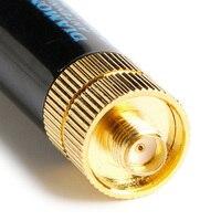 5r bf 888s DIAMOND SRH805S SMA-F נקבה Dual Band אנטנה Baofeng GT-3 UV-5R BF-888s רדיו X6HB (5)