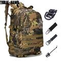 Тактический Рюкзак Molle 45 л, военная охотничья сумка, уличный армейский рюкзак Molle для походов и трекинга, спортивная сумка для альпинизма, рю...