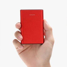 Mini Portable Charger 10000mah Power Bank Dual-USB PoverBank External Battery Quick Charger for Xiaomi Mi IPhone Mobile Battery jy 45 16800mah mobile external power source battery charger white green