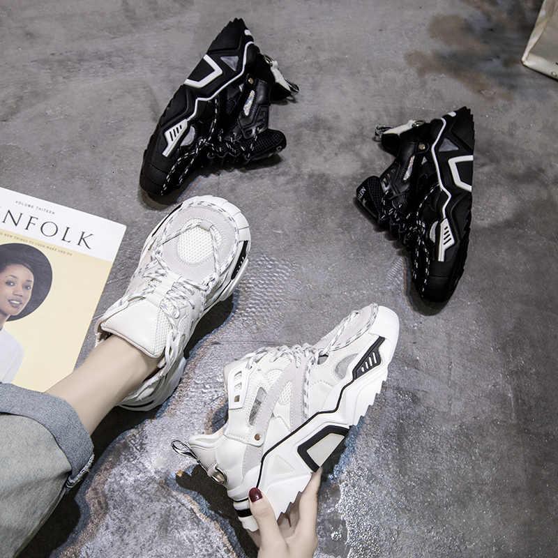 Tênis feminino ao ar livre sapatos de caminhada do esporte sapatos amortecimento plataforma respirável sapatos sapatos sapatos zapatos mujer M2-55