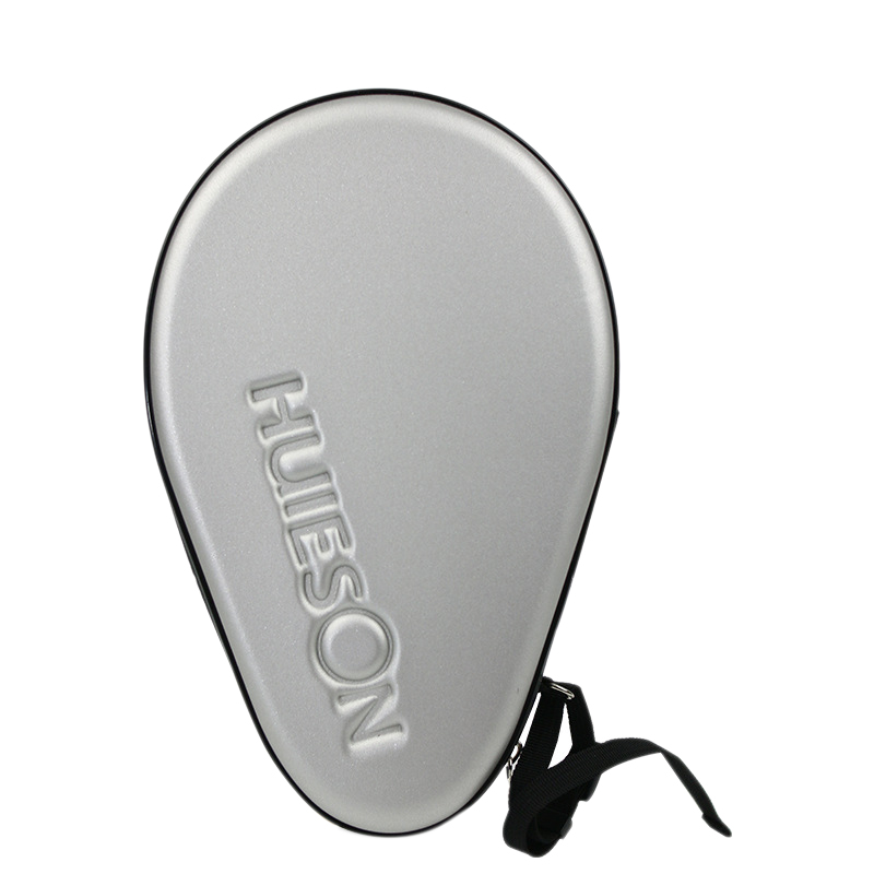 HUIESON Professional PU Table Tennis Hard Case Gourd Table Tennis Racket Bag Table Tennis Accessories