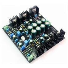SOTAMIA JLH 1969 Class A Power Amplifier Audio Board  Dual Channel Single Ended AMP Preamplifier DIY Headphone Amplifier