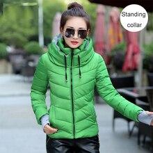 Casual Women Down Jacket Brands Plus Size Winter Ultra Light Down Jacket Women High Quality Jacket Woman Coat Warm Slim Jacket цена