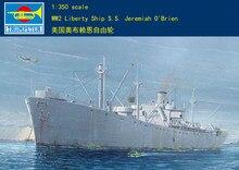 Trompetista 05301 /350 liberdade navio ss jeremiah obribrien modelo kit