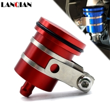 Motorcycle Rear Brake Fluid Reservoir Clutch Tank Oil Cup Cover FOR HONDA NC750X XADV SHADOW 750 MSX 125 CBR600 RR CBR