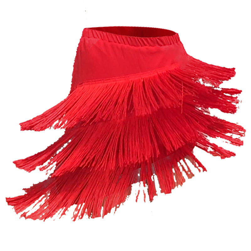 2019 Latin Dance Skirt Sexy Women Top Costume Samba Tango Kinds Of Tassels Dresses Competition Performamnce Salsa Lady Latin