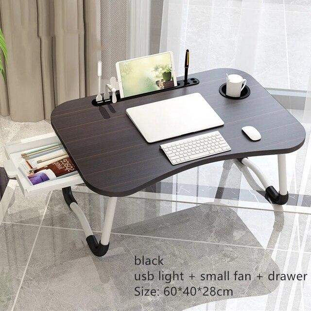 Business Office Furniture Laptop Desk Home Folding Laptop Desk