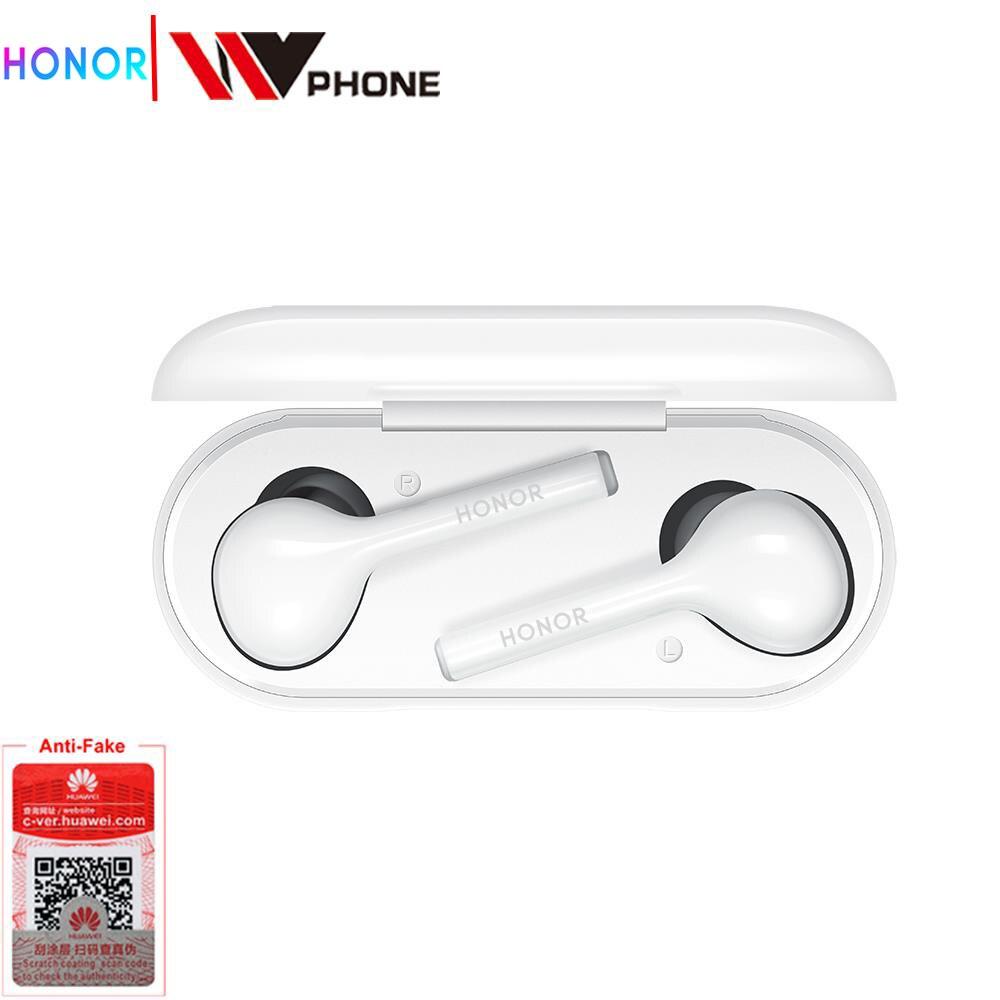 Honra Flypods flypods lite Lite IP54 Tap control Sem Fio fone de ouvido Bluetooth 4.2 À Prova D' Água