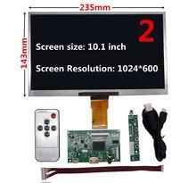 ЖК-дисплей 7/8/9/10.1 TTL контроль ler HDMI плата драйвера Аудио управления для Lattepanda Raspberry Pi Banana Pi