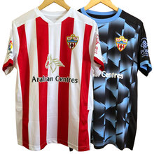 2020-2021 New UD Almeria T-shirt jerseys customize home Away Nikola Maras Fran Villalba Arvin Appiah High quality soccer jersey(China)