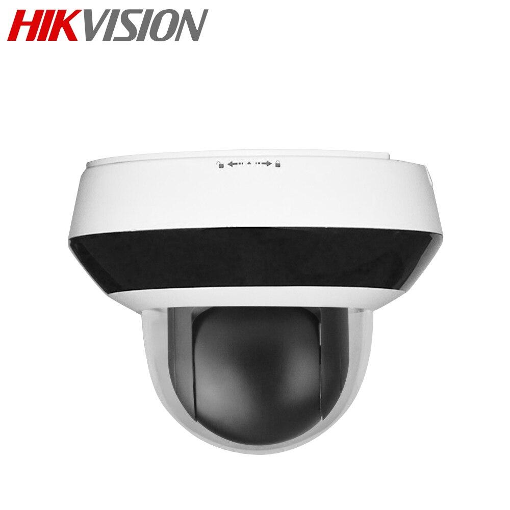 Hikvision – wifi PTZ sans fil DS-2DE2A404IW-DE3/W, 2 pouces, IR POE, 4MP, DS-2DE2A404IW-DE3, remplace darkfighter 5