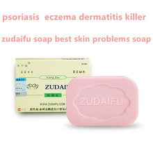 ZUDAIFU גופרית סבון עור תנאי אקנה פסוריאזיס סבוריאה אקזמה אנטי הפטרייה אמבטיה קרם דרמטיטיס אנטיבקטריאלי