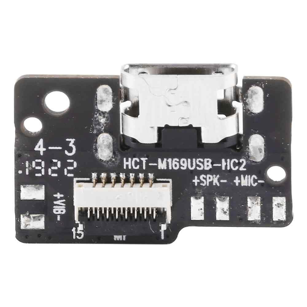 Origninal Blackview A60 プロ USB 充電ポートボード Blackview ため A60 プロ充電データ転送交換部品