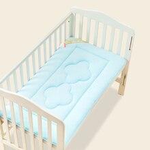 Модная новорожденная Подушка для домашнего питомца коврик детский матрас обувь для малышей Постельные принадлежности удобные чистые цвета моющиеся 100*60 см BHS005