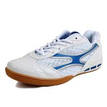 Новинка; унисекс; сетчатая дышащая обувь для настольного тенниса; Мужская обувь для профессионального обучения; теннисные кроссовки; женская обувь для сквоша и гандбола