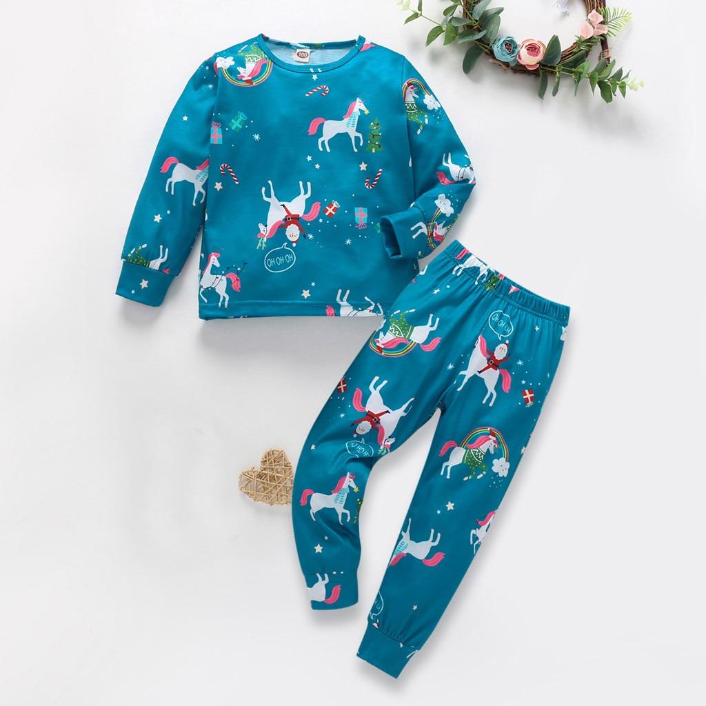K Youth Pijamas Nino Navidad Ropa De Bebe Nino Invierno Ropa Bebe Nina De 1 A 4 Anos Ropa De Dormir Para Bebe Conjuntos Bebe Nina Recien Nacido Ropa Para Bebe Nina Disfraz
