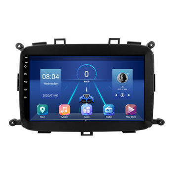 4G LTE Android 10.1 For Kia carens 2014 2015 2016 2017 Multimedia Stereo Car DVD Player Navigation GPS Radio image