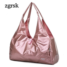Luxury Handbags Women Top-handle Bags Hot Satchel Solid Zipper Nylon Handbag Small For Black Casual