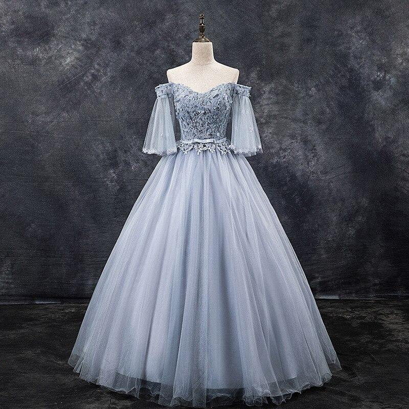 New Women Adult Custom Made Quinceanera Dresses Communion Prom Bridal Princess Party Dress Vestito Quinceanera|Quinceanera Dresses|   - title=