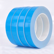 Double Side Thermal Conductive Adhesive for Chip PCB LED Strip Heat Sink 25m Length 10mm Width Transfer Tape HOt Dropshipping