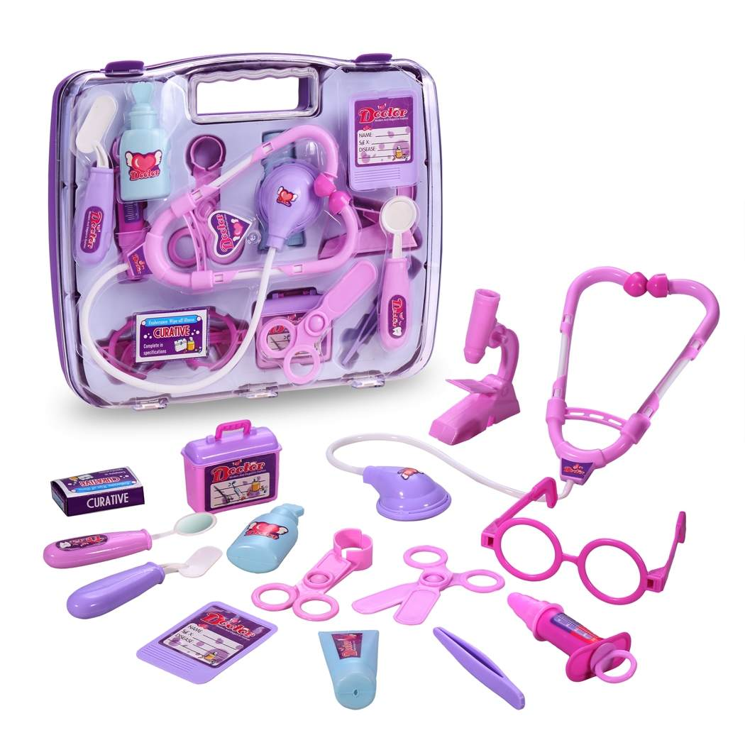 Kids Toys Pretend Play Doctor Set Nurse Injection Medical Kit Role Play Classic Toys Simulation Doctor Toys For Children