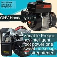3KW 4KW 5KW Low Noise Energy 48V 60V 72V Electric Vehicle Extended Range Charger Gasoline Extended Range Generator