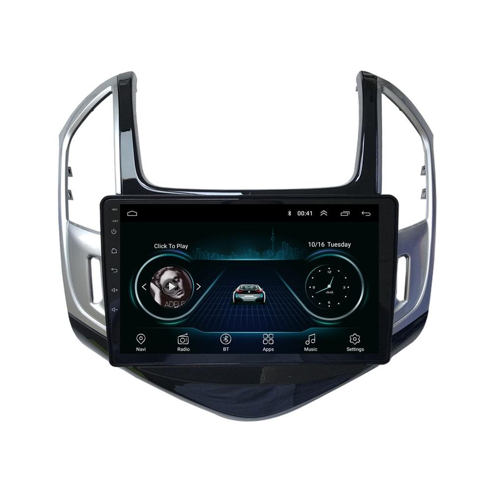 4g lte android 10.1 para chevrolet cruze 2013 2014 2015, multimídia estéreo, dvd player, navegação, rádio gps