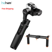 hohem iSteady Pro 2 Upgraded 3-Axis Handheld Action Camera Gimbal Stabilizer APP Control for GoPro Hero 7/6/5/4/3 Sports Cameras(China)
