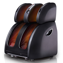 Foot massage machine foot massage kneading beauty legs machine foot massager massager foot massager massage chair airbag hanriver multifunctional physical therapy electrotherapy acupoints foot foot massager household 220 v pedicure machine