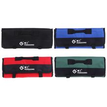 Holder Pouch Case Organizer Wrench-Bag-Tool Pocket-Tools Roll-Storage Oxford-Cloth Folding
