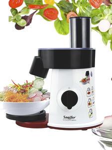 Sonifer Vegetable-Cutter Slicer Grater Shredder Food-Processor Round Kitchen Potato Carrot