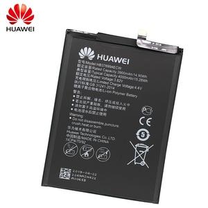 Image 3 - Original Battery Huawei honor 8 Pro Battery DUK AL20 DUK TL30 HB376994ECW 4000mAh Full Capacity Huawei V9 Battery