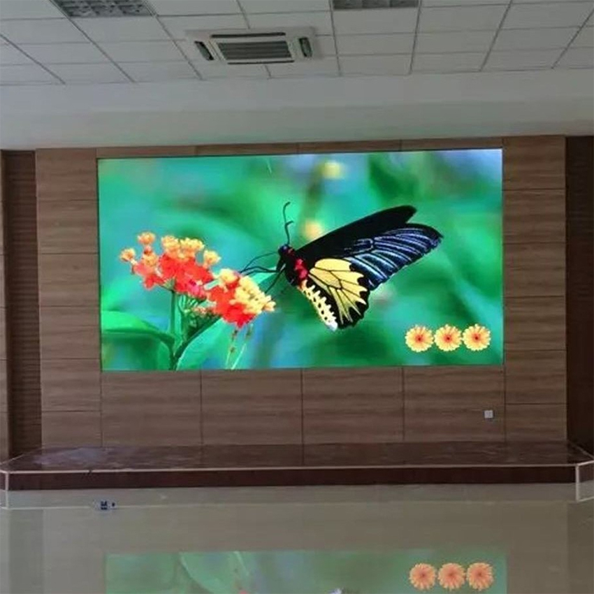 Indoor P4 LED Display  512x512mm Die Casting Aluminum Cabinet Rental Led Screen Seamless Led Display RGB Advertising Panel