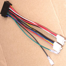 Converter Power Cable 20P ATX To 2 Port 6Pin AT PSU Converter Power Cable  Computer 286 386 486 586