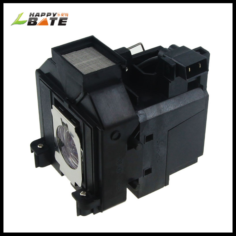 HAPPYBATE ELPLP69 V13H010L69 Bare Lamp With Housing For EH-TW8000 EH-TW9000 TW90000W TW9100 PowerLite HC5010 PowerLite HC5020UB