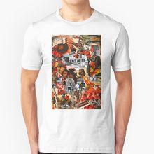 Novo verão adorável design hip hop camisetas esteban pochintista arte colagem comunidade socialismo
