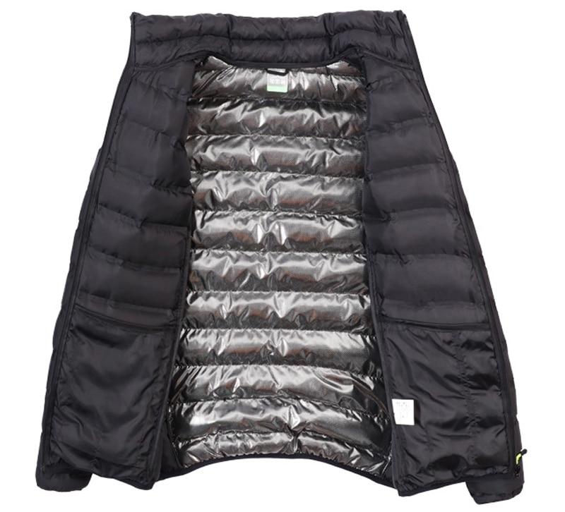 mens light windbreaker jacket slim fit winter jacket men parka coat streetwear men Bomber Jacket male sportswear autumn jacket 8