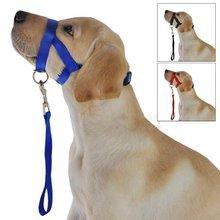 Нейлон собака морда Безопасность обучение mouth Чехлы Регулируемый