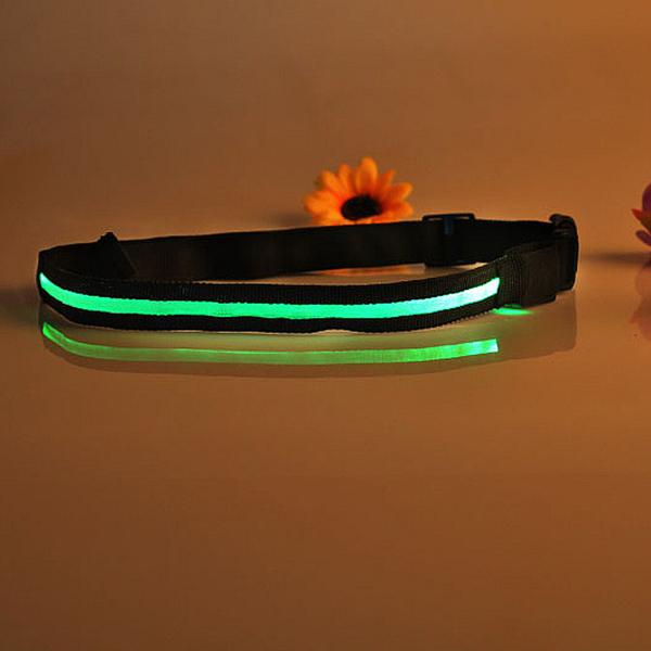 LED Flashing Waistband Safety Reflective Belt Waistband Bicycle