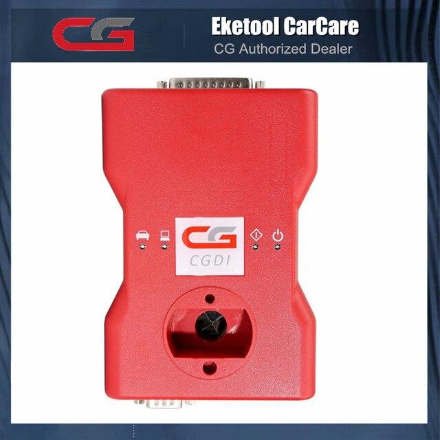 CDGI Programator kluczy + narzędzie diagnostyczne, dla BMW MSV80, artefakt, bezpłatny 8 Pin Chip Adapter, IMMO Security, 3 w 1