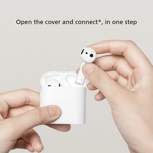Image 2 - מקורי Xiaomi Airdots פרו 2s Mi אמיתי אלחוטי אוזניות TWS Mi אמיתי אוזניות אוויר 2s אלחוטי סטריאו שליטה עם מיקרופון דיבורית