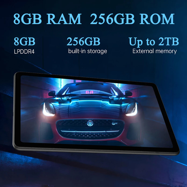 [Newest]ALLDOCUBE iPlay 40 Pro 10.4'' Tablet Android 11 2K 2000x1200 FHD 8GB RAM 256GB ROM UNISOC T618 OctaCore 4G LTE Dual Wifi 4