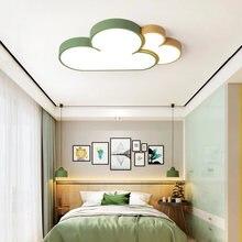 Двойной облако в форме светодиодный Потолочные светильники с
