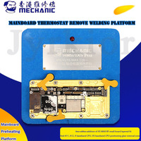 Thermostat Remove Welding Platform Desoldering Demolition Rework Station Heater For iPhone X XS MAX Mainboard Separate Bonding