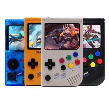 Nowy Retro lcl-pi Boy For Gameboy gra wideo konsola Raspberry Pi 3A + 3 5 Cal ekran przenośny odtwarzacz gier wbudowany 5000 gier tanie i dobre opinie KINHANK CN (pochodzenie) 3 2 LCL PI 3A + red blue yellow white gray black IPS HD Display 240 * 160 Raspberry Pi 3A + Game Pi boy