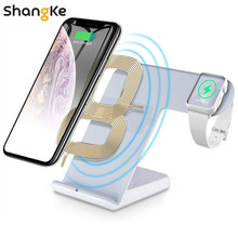 2 in 1 Wireless Charger for Apple Watch iPhone 11, 11 PRO, 1