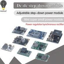 3a 5a 8a DC-DC buck step-down módulo de alimentação 5v-12v 24v a 5v 3.3v 9v 12v saída fixa de alta corrente mini560
