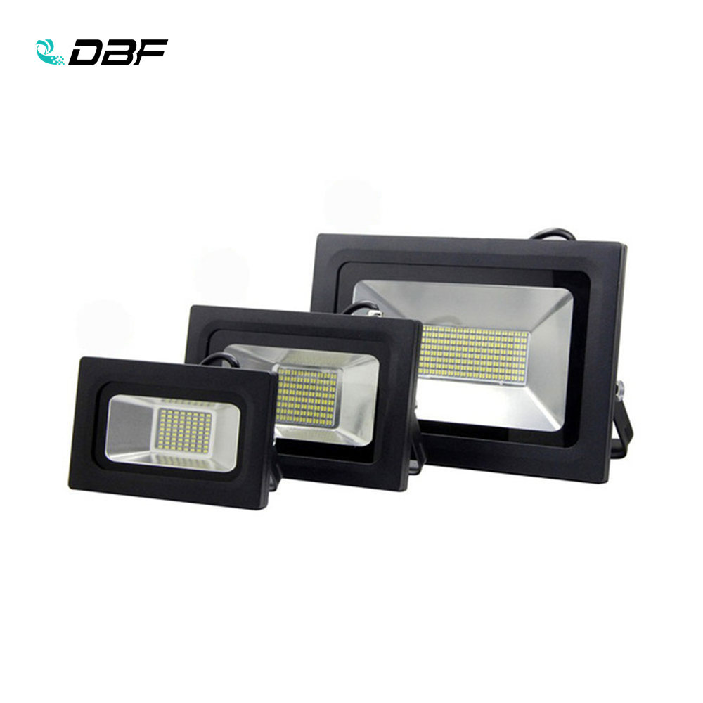 Bright <font><b>LED</b></font> <font><b>Floodlight</b></font> 100W <font><b>60W</b></font> 30W 15W <font><b>LED</b></font> Flood light Waterproof 220V <font><b>LED</b></font> Spotlight Refletor <font><b>LED</b></font> Outdoor Lighting Gargen Lamp image