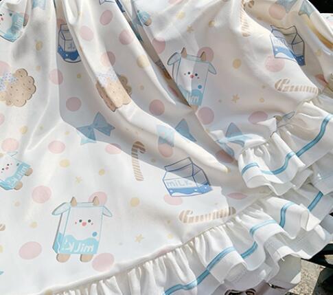 kawaii/платье в стиле лолиты для девочек платье с матросским фотография